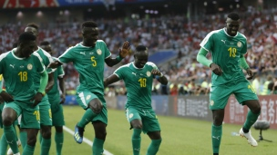 En son et images, Pologne contre Sénégal