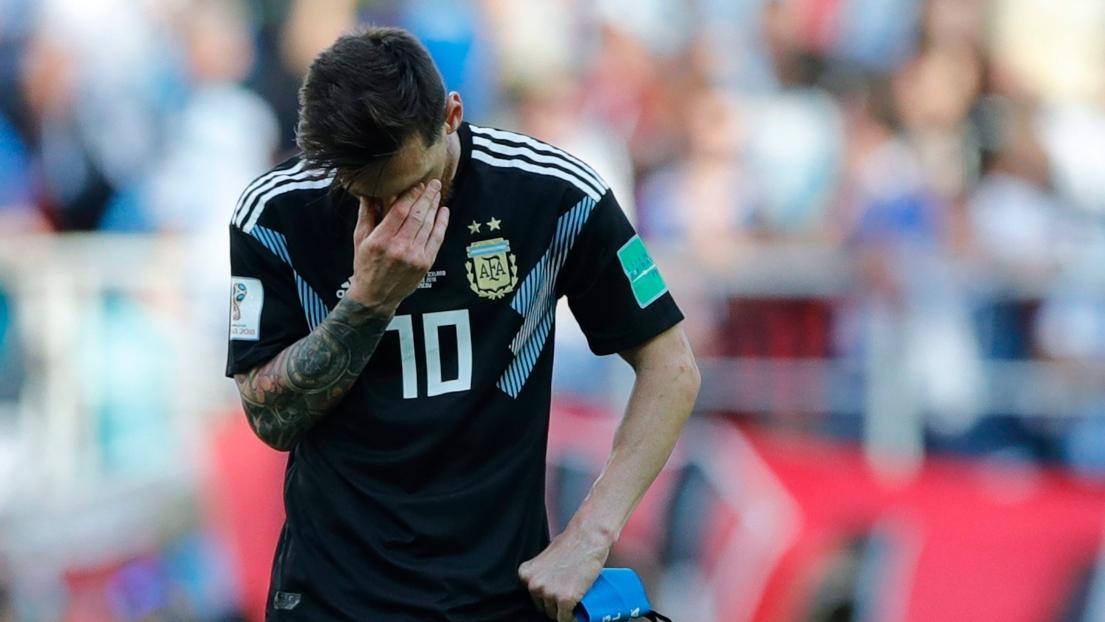 Les joueurs argentins n'auraient pas réclamé le départ de Jorge Sampaoli