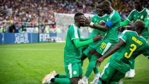 Pologne 0 - Sénégal 2