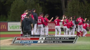 Aigles 4 - Capitales 2