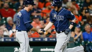 Rays 2 - Astros 1