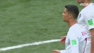 En son et images : Portugal contre Maroc
