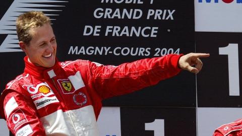 Un documentaire sur Michael Schumacher sur Netflix en septembre
