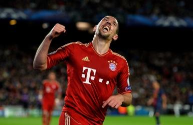 Franck Ribéry avec le Bayern jusqu'en 2018