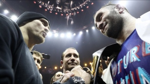 Usyk c. Gassiev à Moscou