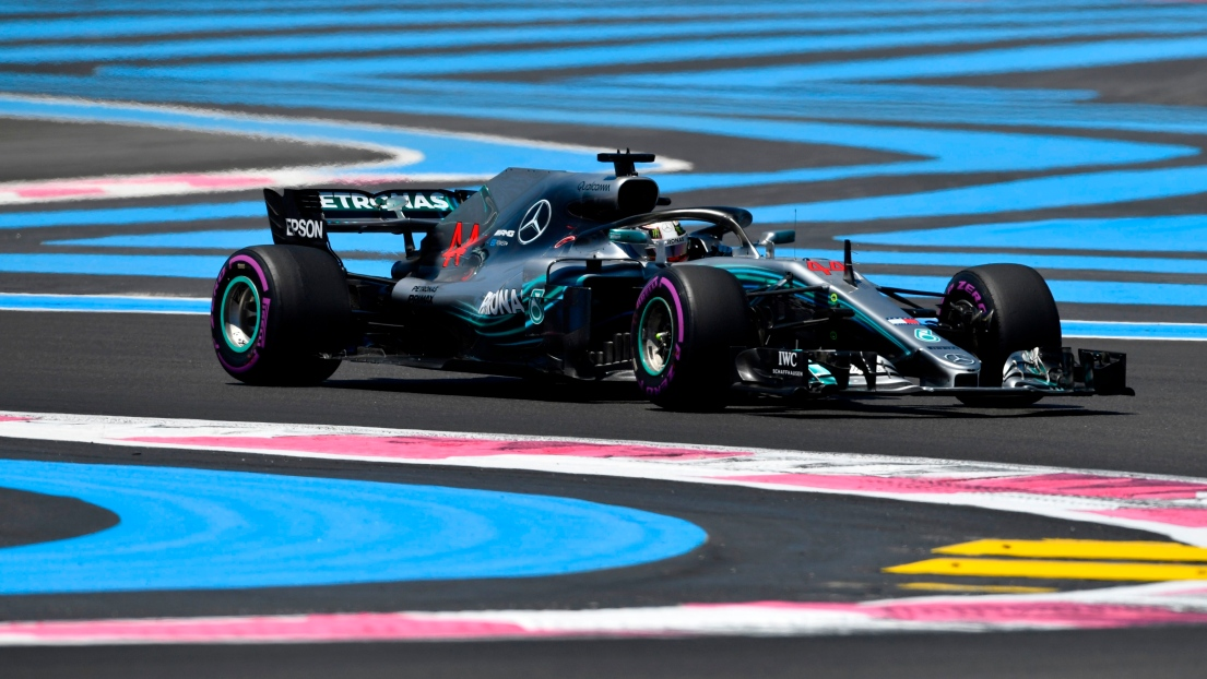 La pluie perturbe la troisième séance d'essais libres — GP de France