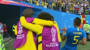 Brésil 2 - Costa Rica 0