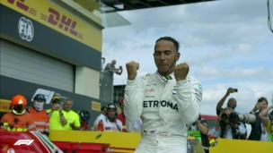 Le retour en France sourit à Hamilton, pas à Stroll