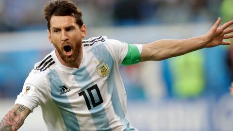 Un coup à jouer pour Messi et l'Argentine