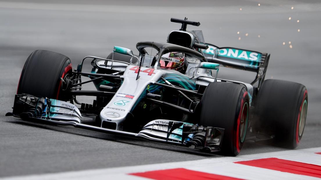 Grand Prix d'Autriche: victoire de Verstappen, Grosjean au pied du podium