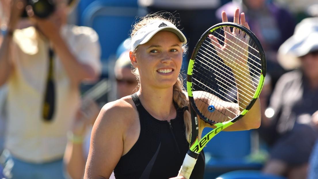 Tennis: Wozniacki décroche son 30e titre à Pékin