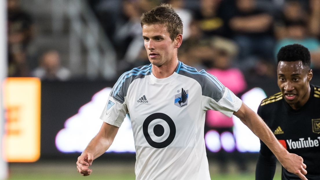 Un joueur de Minesota United fait son coming out — MLS