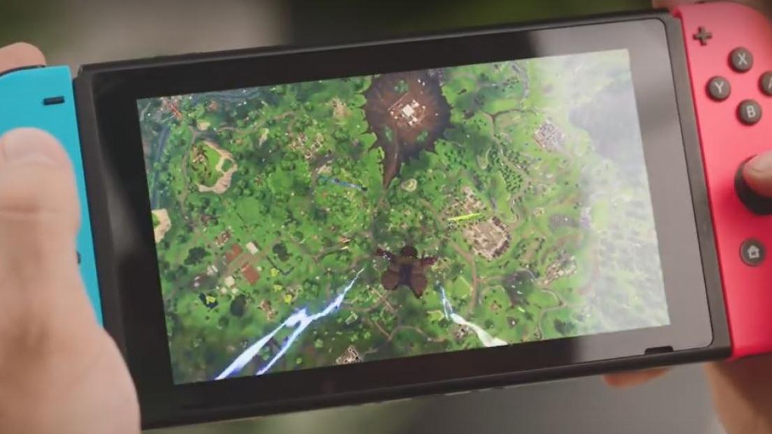 Fortnite Un Port Reussi Pour La Nintendo Switch Rds Ca
