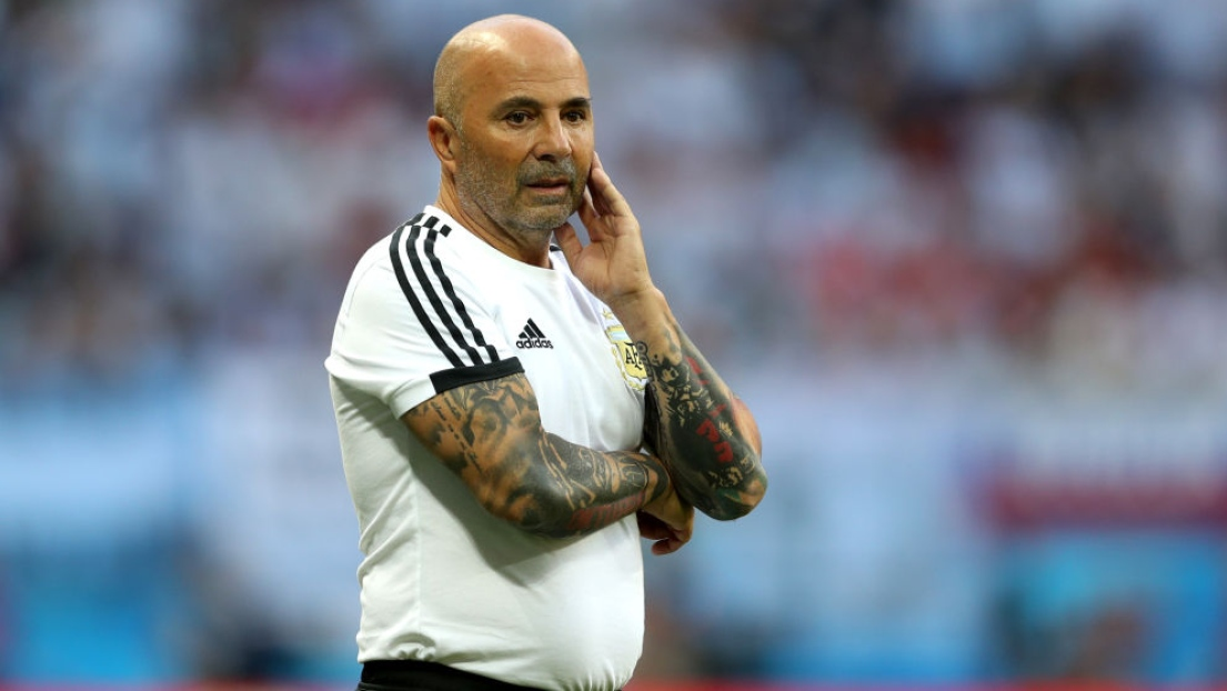 Sampaoli finalement viré — Argentine