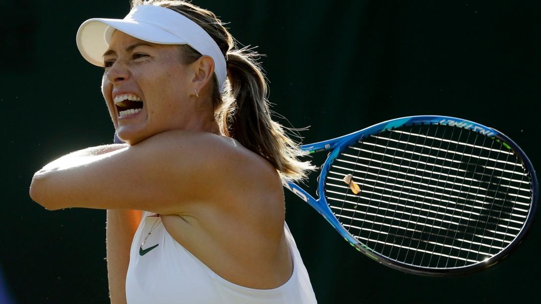 Sharapova fait une croix sur la fin de saison — Tennis