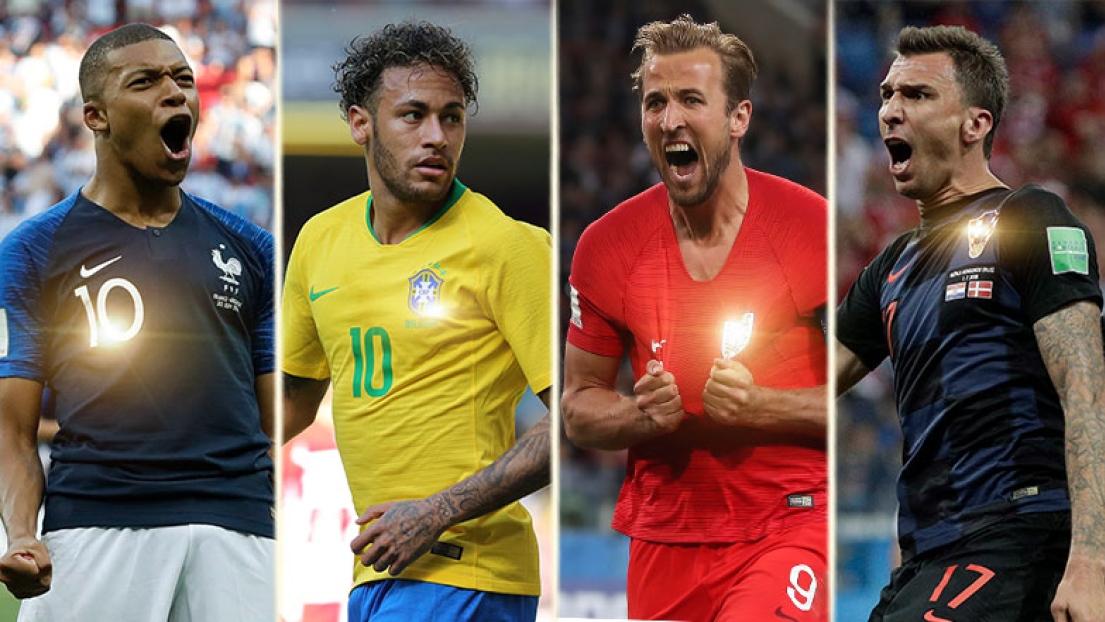 Montage Coupe du monde