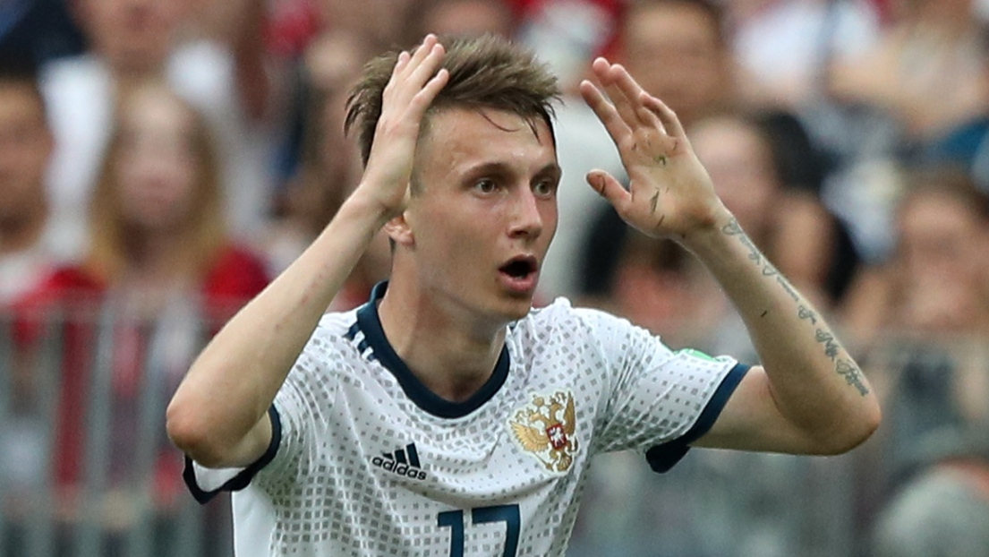 La Russie éliminée par la Croatie aux tirs au but