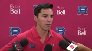Une nouvelle carrière pour Alex Burrows à Laval