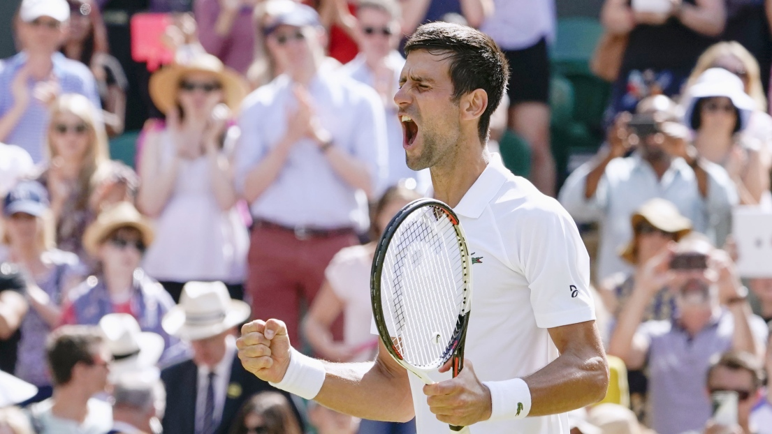 Wimbledon: le