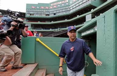 Francona confronté au passé face aux Red Sox