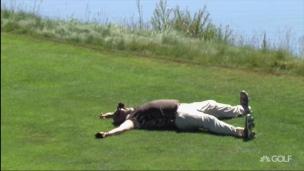 Joe Pavelski excelle aussi au golf