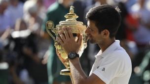Djokovic confirme son grand retour à Wimbledon