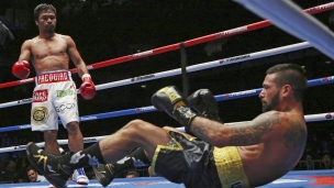 Manny Pacquiao redevient champion