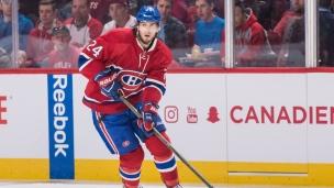 Trois saisons de plus à Montréal pour Phillip Danault
