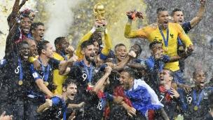 Une finale épique à un Mondial épique!