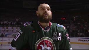Pas de retour d'Andrei Markov à Montréal