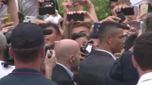 Ronaldo, le nouveau héros à Turin