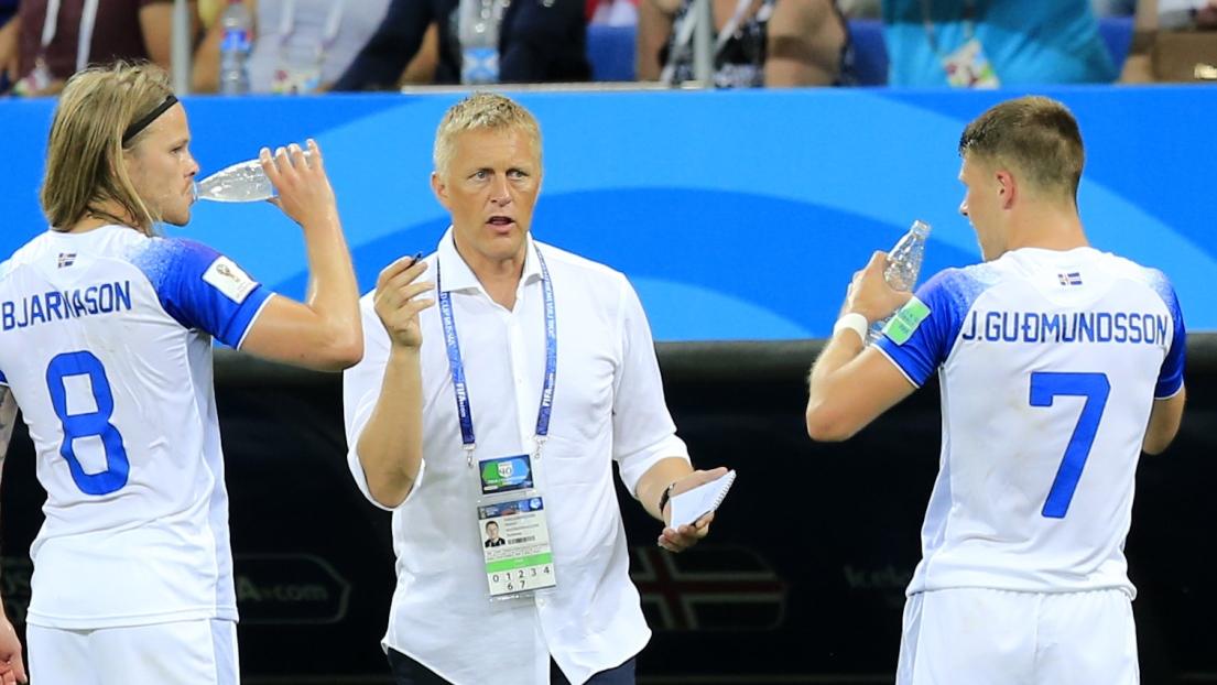 Le sélectionneur de l'Islande démissionne à la surprise générale