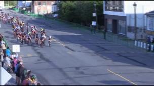 Pickrell remporte la première étape en Abitibi