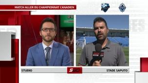 L'Impact rêve d'un premier titre canadien depuis 2014