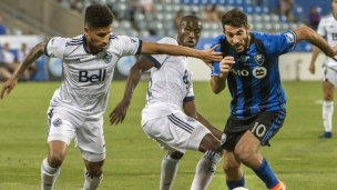 Impact 1 - Whitecaps 0