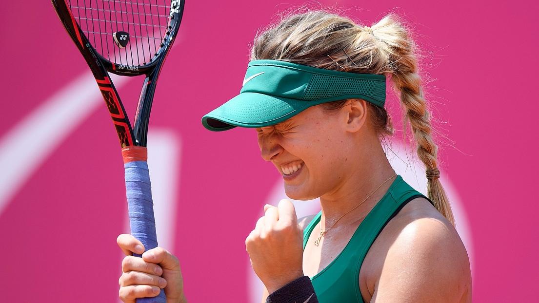 Viktorija Golubic éliminée à Gstaad — Tennis