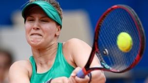 Eugenie Bouchard en demi-finale à Gstaad