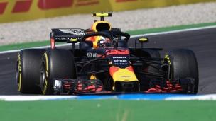 Verstappen domine la 2e séance d'essais libres