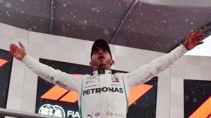 Hamilton champion surprise en Allemagne
