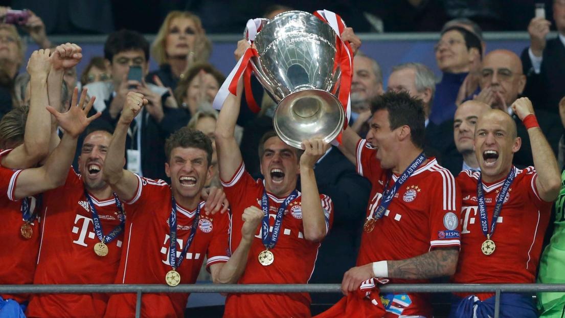 Le Bayern Munich couronné
