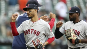 Red Sox 9 - Tigers 1
