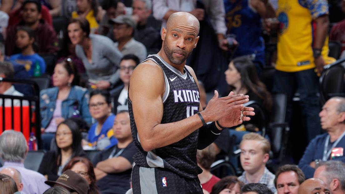 Vince Carter signe un contrat d'une saison avec les Hawks d'Atlanta — NBA