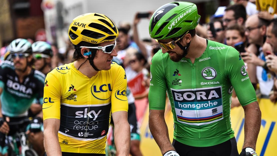 Julian Alaphilippe prolonge l'euphorie du Tour de France — Critérium de Lisieux