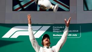 Hamilton augmente son avance sur Vettel