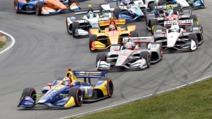 Rossi remporte le Grand Prix de Mid-Ohio