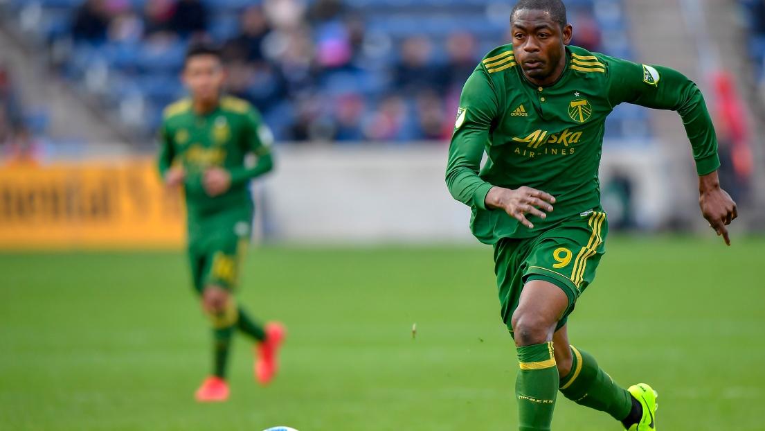 L'Impact tournerait son attention vers l'attaquant nigérian Fanendo Adi — MLS