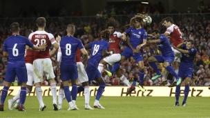 Arsenal 1 (6) - Chelsea 1 (5)