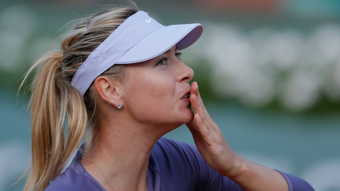 Kristina Mladenovic élimine Sharapova et va en finale à Stuttgart