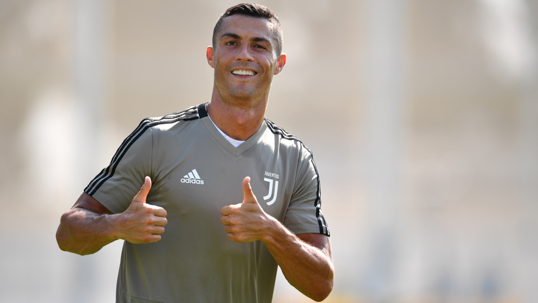 Cristiano Ronaldo a marqué ses deux premiers buts avec la Juventus (vidéo)