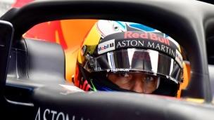 Ricciardo prend le pari de quitter Red Bull